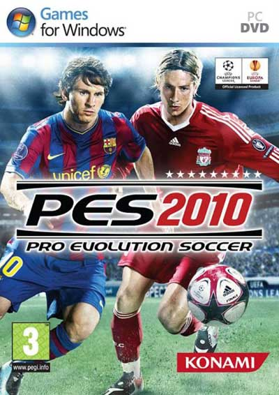 Free Direct Download Pro Evolution Soccer 2010- one click download