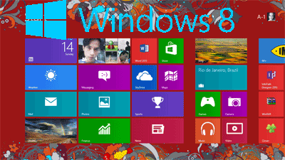 Menambahkan User Account Administrator di Windows 8