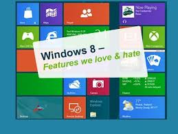 Fitur Unik Windows 8, Kelebihan dan Kekurangannya