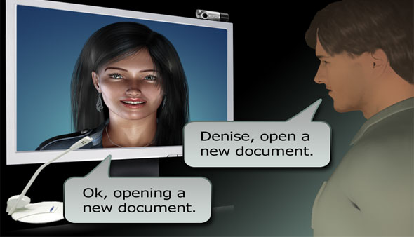 Membuat Komputer Berbicara