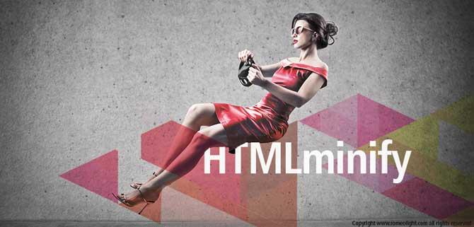 Memperkecil Ukuran HTML, Javascript dan CSS tanpa Plugin