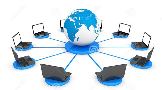 Akses Komputer Sendiri via Internet