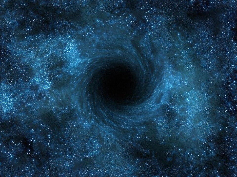 Gambang Lubang hitam (HD)