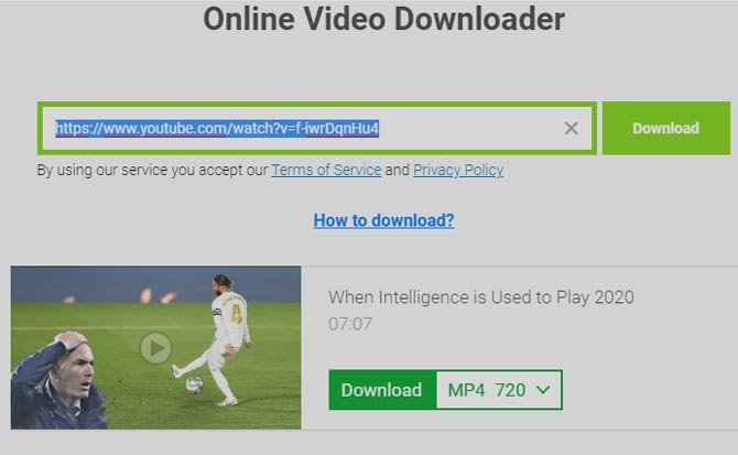 cara download video youtube dari savefrom.net
