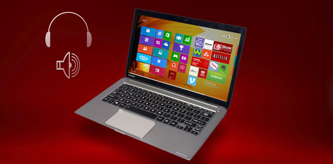 Aktifkan Stereo Mix Windows 8 - Toshiba Conexant Driver