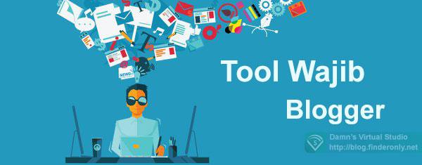 Software Wajib Blogger untuk Mempermudah Menulis Blog