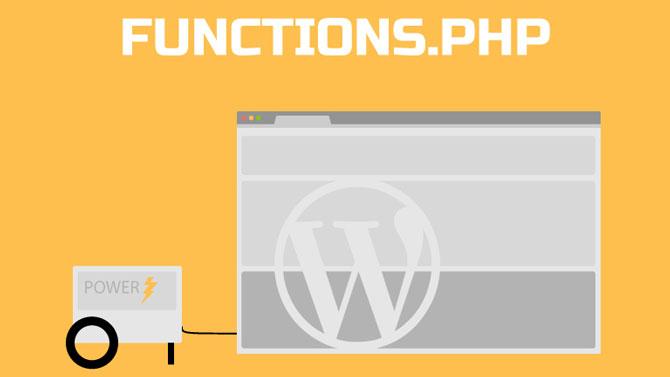 Kumpulan Fungsi Penting Theme WordPress