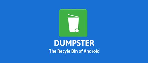 Aplikasi Dumpster Tempat Sampah Android Seperti Komputer