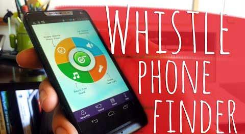 Aplikasi Android Pencari Barang yang Hilang