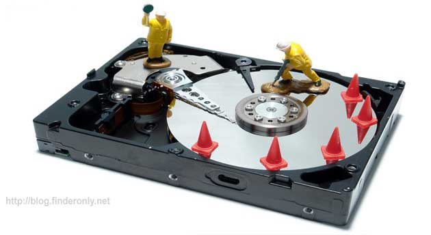 Mengetahui File / Folder Apa Penyebab Hardisk Penuh