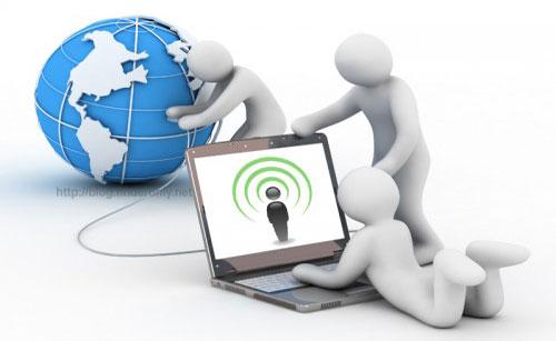 Cara Mengetahui Program Komputer Terhubung Internet
