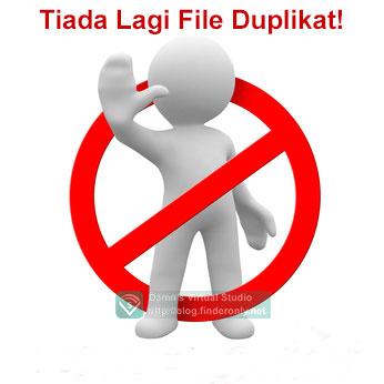 Aplikasi Mencari File Sama / Duplikat pada Android