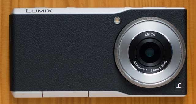 Gambar Kamera Ponsel Standar jadi Luar Biasa