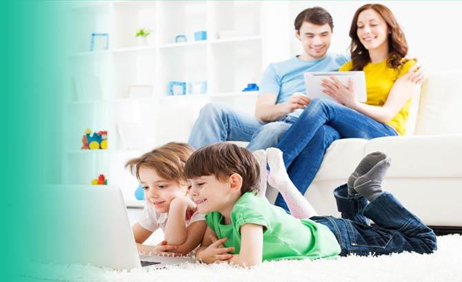 Aplikasi Parenting Mengawasi Anak di PC & Android