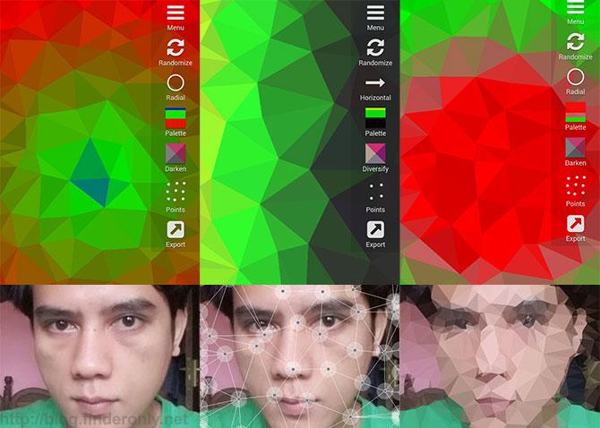 Cara Membuat Wallpaper Android Keren