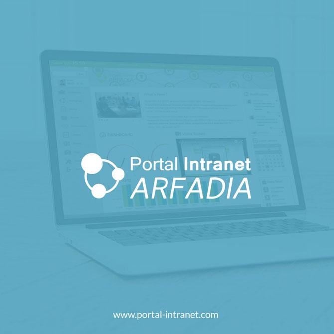 Portal Intranet Arfadia