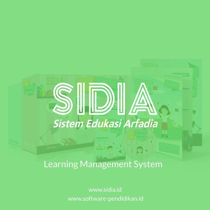 SIDIA - Sistem Edukasi Arfadia