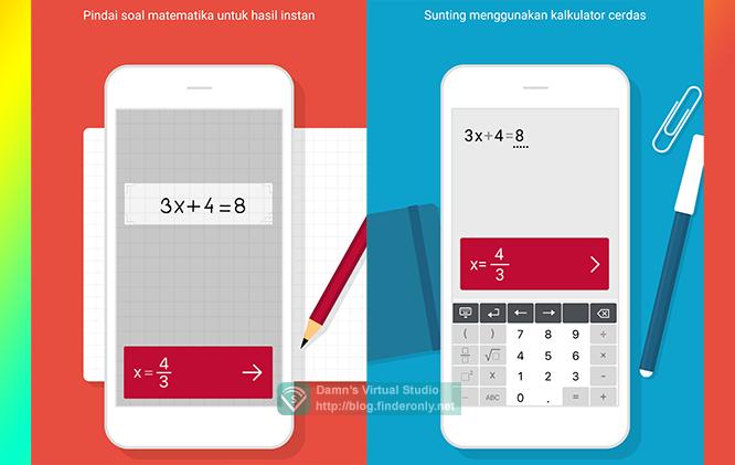 Photomath Aplikasi Penjawab Soal Matematika