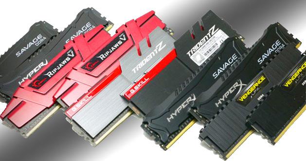 Merk RAM Terbaik PC Keluaran Terbaru