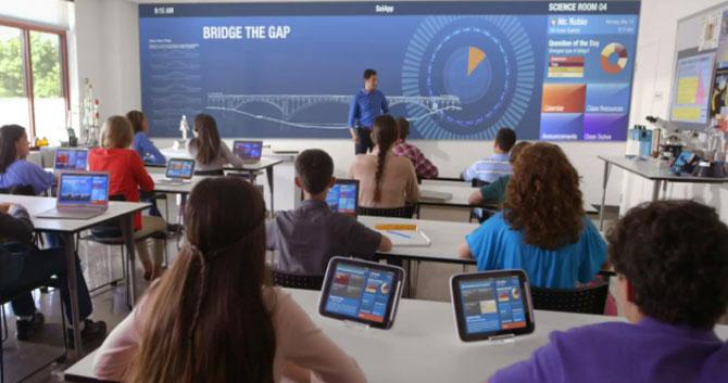 Aplikasi Pembelajaran Untuk Guru