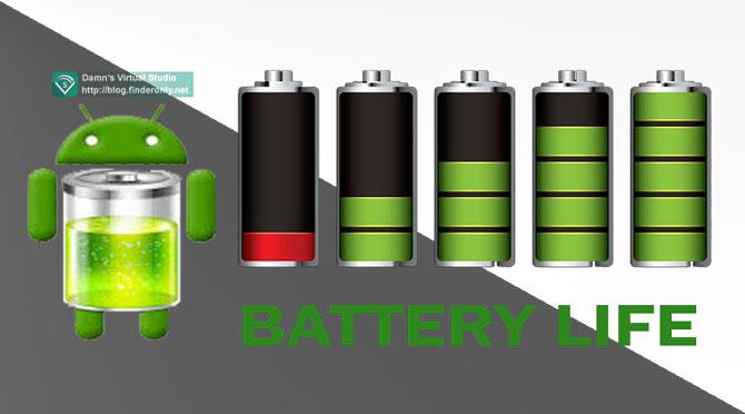 Tweak Baterai Android Tetap Hemat