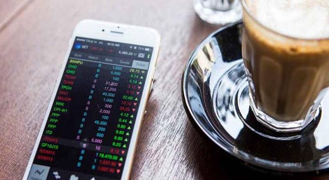 Mobile Forex Trading untuk Pemula