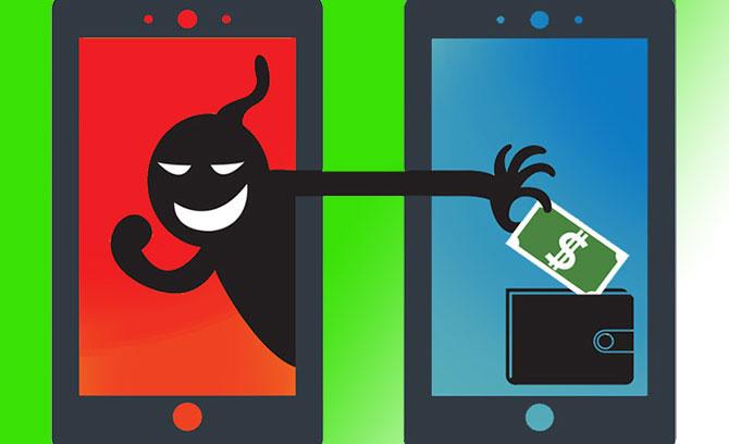 Cara Aman Transaksi Online di HP
