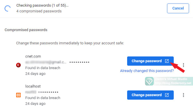 Solusi Mengatasi Kebobolan / Pencurian Password